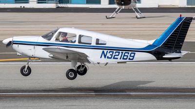 N32169 - Piper PA-28-180 Cherokee Archer - Private