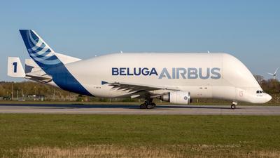 A picture of FGSTA - Airbus A300608ST Beluga - Airbus Transport International - © Gerrit Griem