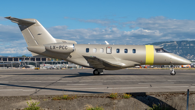LX-PCC - Pilatus PC-24 - Jetfly Aviation