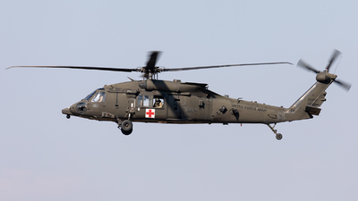 13-20616 - Sikorsky HH-60M Blackhawk - United States - US Army
