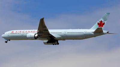 C-FIVS - Boeing 777-333ER - Air Canada