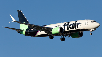 C-FFBC - Boeing 737-8 MAX - Flair Airlines