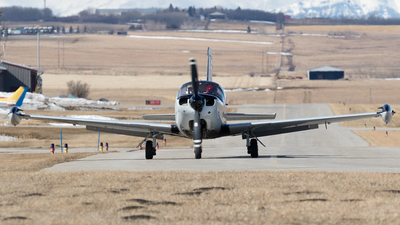 A picture of N62FD - Siai Marchetti F.260C - [720] - © Mike MacKinnon