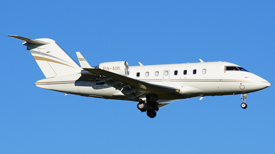 P4-AIM - Bombardier CL-600-2B16 Challenger 604 - Private