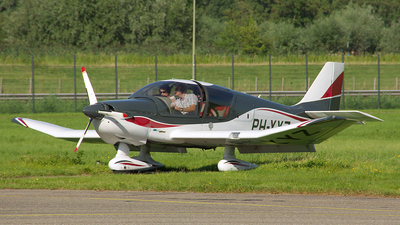 PH-XYZ - Robin DR400/140B Dauphin - Private