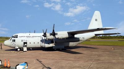 TC-70 - Lockheed KC-130H Hercules - Argentina - Air Force