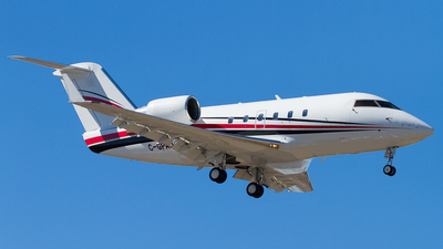 C-GPAJ - Bombardier CL-600-2B16 Challenger 601 - Chartright Air