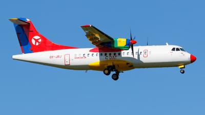 A picture of OYJRJ - ATR 42320 - DAT - © Matteo Lamberts