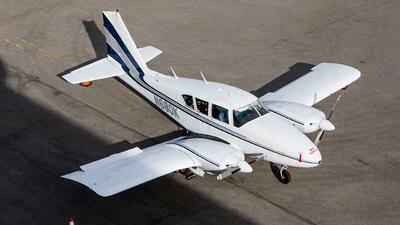 N680K - Piper PA-23-250 Aztec - Private