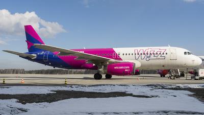 A picture of HALWJ - Airbus A320232 - Wizz Air - © KonradWyszynski