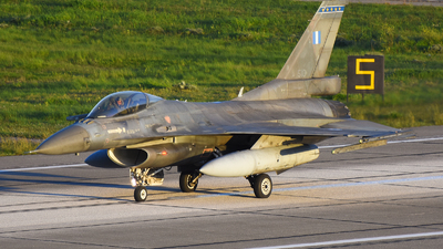 510 - Lockheed Martin F-16C Fighting Falcon - Greece - Air Force