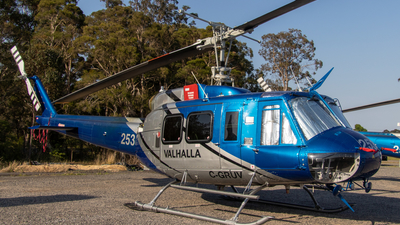 A picture of CGRUV - Bell 205A1 - [30198] - © Clinton_vern