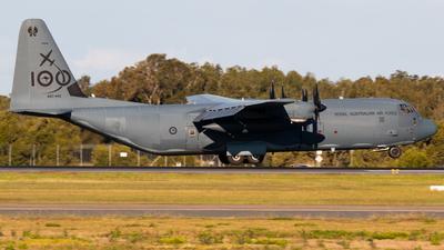 A97-442 - Lockheed Martin C-130J-30 Hercules - Australia - Royal Australian Air Force (RAAF)