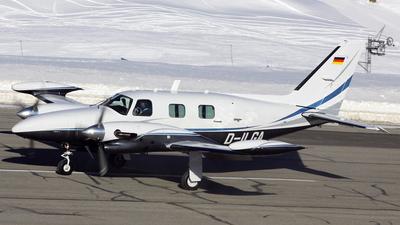 D-ILGA - Piper PA-31T1A Cheyenne IA - Private
