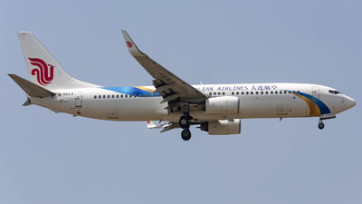 B-5553 - Boeing 737-89L - Dalian Airlines