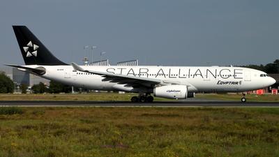 SU-GCK - Airbus A330-243 - EgyptAir