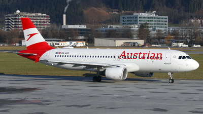 A picture of OELBT - Airbus A320214 - Austrian Airlines - © Marcel Schmidt