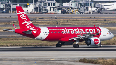 A picture of 9MAGK - Airbus A320251N - AirAsia - © TCJJN