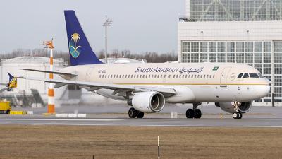 A picture of HZASC - Airbus A320214 - Saudia - © Loredana Cioclei