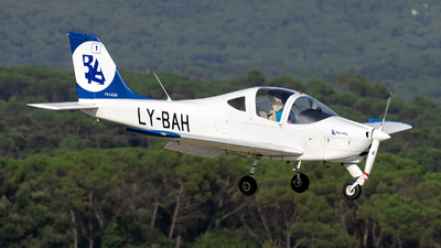 LY-BAH - Tecnam P2002JF Sierra - Baltic Aviation Academy