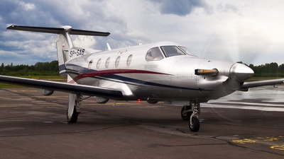 SP-SAB - Pilatus PC-12/47E - GO! Aviation