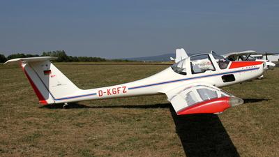 D-KGFZ - Grob G109B - Private