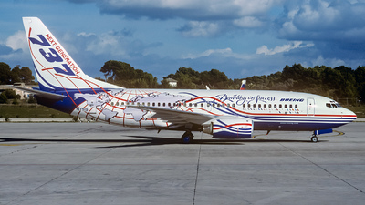 N1791B - Boeing 737-75B - Boeing Company