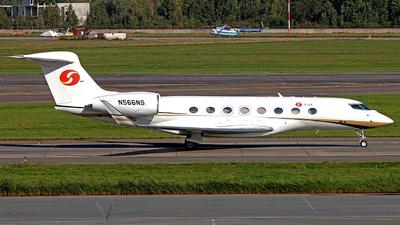 N566NS - Gulfstream G650ER - Private