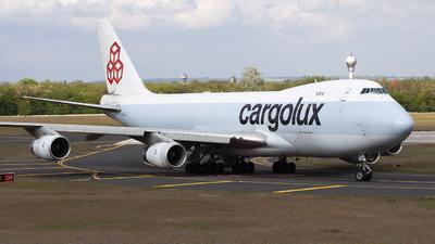 LX-FCL - Boeing 747-467F(SCD) - Cargolux Airlines International