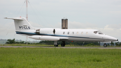 PT-LLS - Gates Learjet 35A - Private
