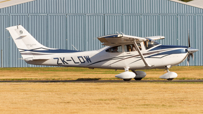 ZK-LDW - Cessna T182T Skylane TC - Private