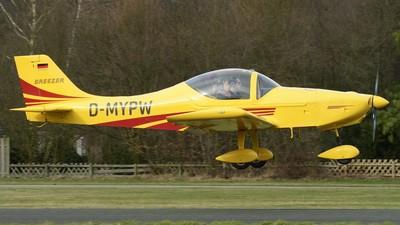 D-MYPW - Aerostyle Breezer B400 - Private