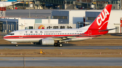 B-2685 - Boeing 737-79P - China United Airlines