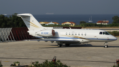 M-KENF - Hawker Beechcraft 4000 - Private