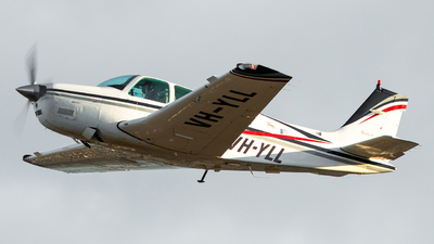 VH-YLL - Beech A36 Bonanza - Private