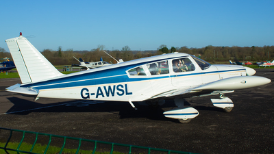 A picture of GAWSL - Piper PA28180 - [284907] - © Arnold Aaron