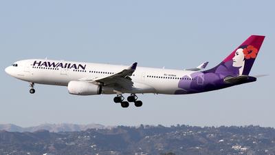 N391HA - Airbus A330-243 - Hawaiian Airlines