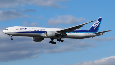 JA733A - Boeing 777-381ER - All Nippon Airways (ANA)