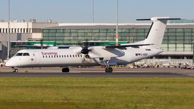 D-ABQF - Bombardier Dash 8-Q402 - Eurowings (LGW Luftfahrtgesellschaft Walter)