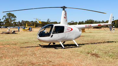 A picture of VHEEM - Robinson R44 - [30022] - © Andrew Lesty