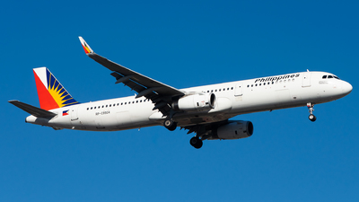 A picture of RPC9924 - Airbus A321231 - Philippine Airlines - © Gerard Belvis
