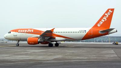 G-EZTD - Airbus A320-214 - easyJet