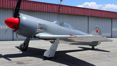 N316DH - Yakovlev Yak-3U - Private