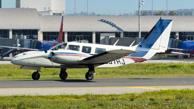 N337RJ - Piper PA-34-200T Seneca II - Private