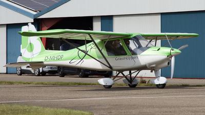 D-MHDP - Ikarus C-42 - Grasshoppers Aerobatic Team