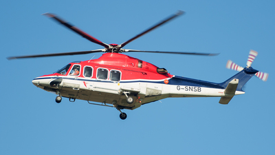 A picture of GSNSB - AgustaWestland AW139 - CHC Helikopter Service - © Chris Andrew Barker