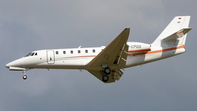 A picture of DCPOS - Cessna 680 Citation Sovereign - [6800583] - © Bjoern Huke