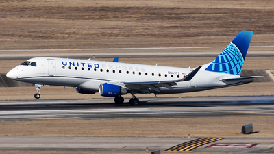 N86372 - Embraer 170-200LL - United Express (Mesa Airlines)
