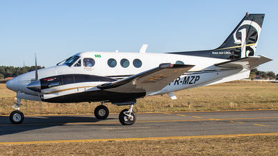 PR-MZP - Beechcraft C90B King Air - Private