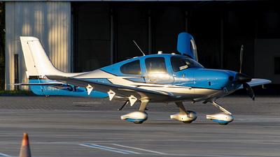 SP-ACA - Cirrus SR22T-GTS Carbon - Private